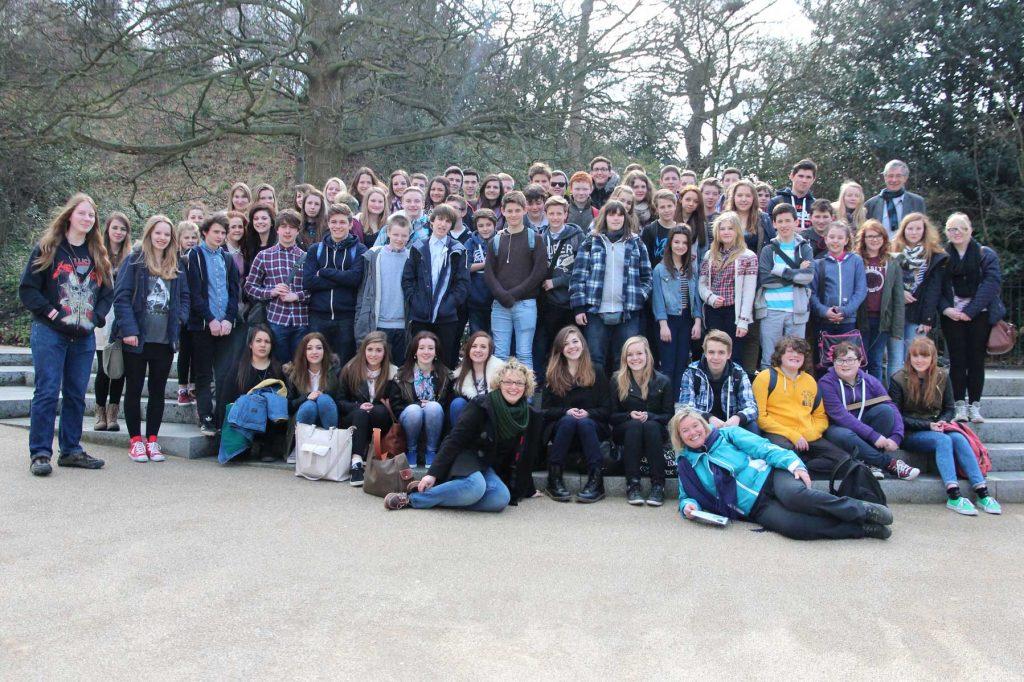 Schüleraustausch mit Haverhill