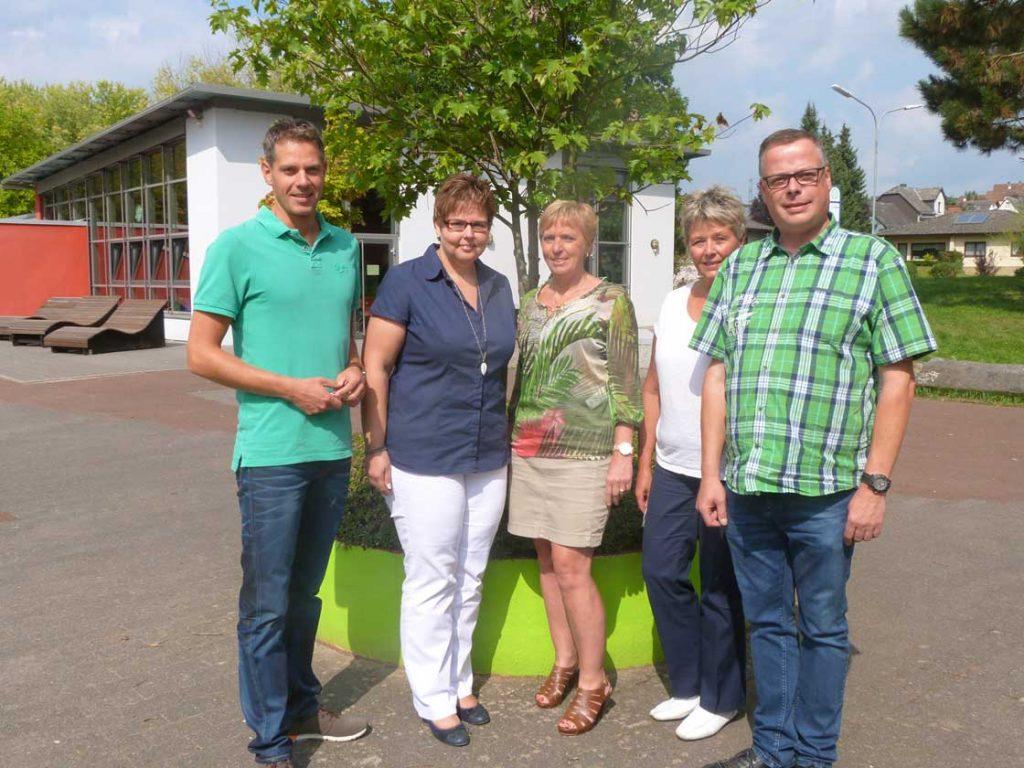 Melanie Karl ist neue stellvertretende Schulleiterin an der Johannes-Gutenberg-Schule