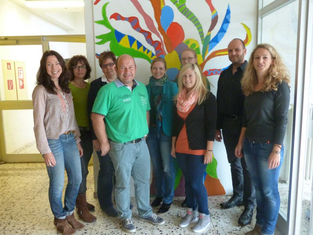 Neun neue Kolleginnen und Kollegen an der Johannes-Gutenberg-Schule