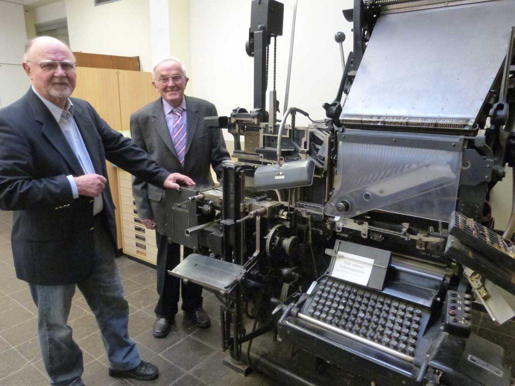 Druckerei wird zum Mitmachmuseum