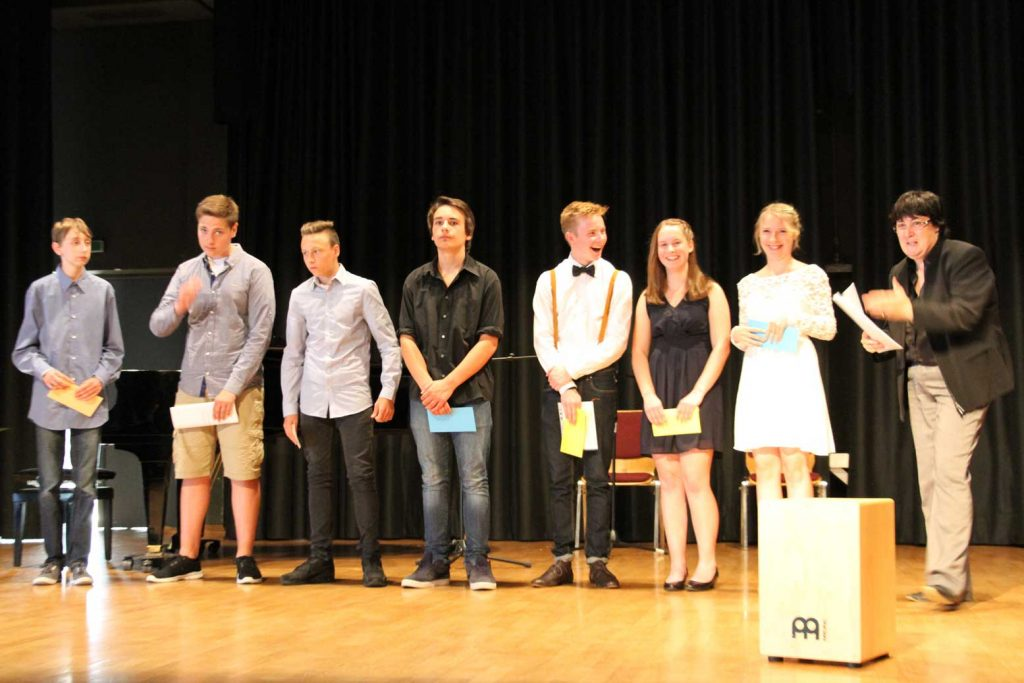 Johannes-Gutenberg-Schule verabschiedet 238 Schulabgänger