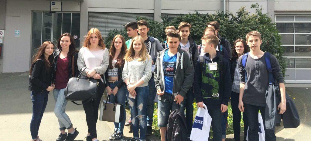 MINT-Tag an der Johannes-Gutenberg-Schule