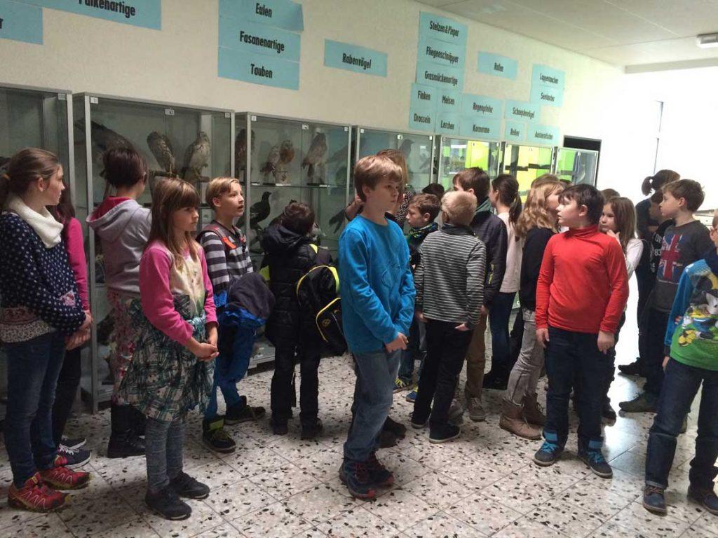 Tag der Naturwissenschaften an der Johannes-Gutenberg-Schule