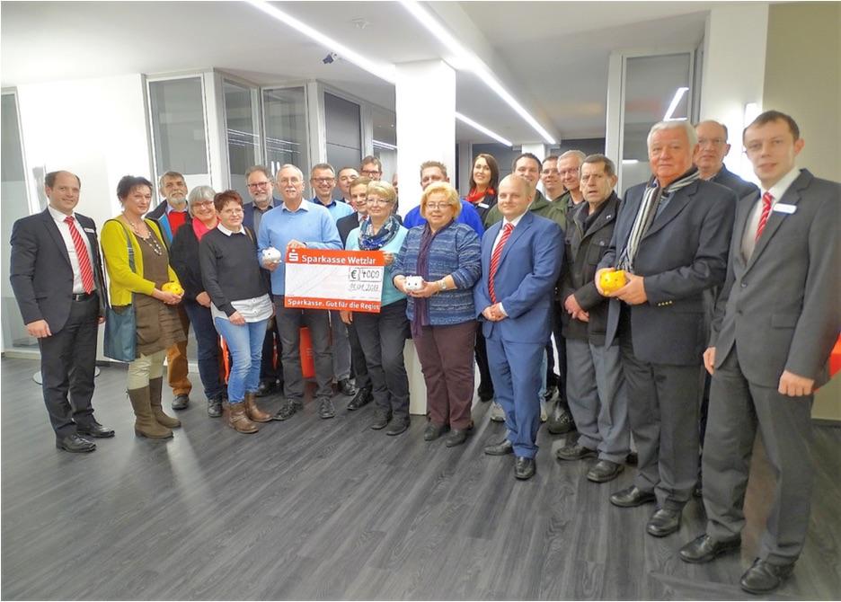 Förderverein der Johannes-Gutenberg-Schule e.V. freut sich über 250 Euro