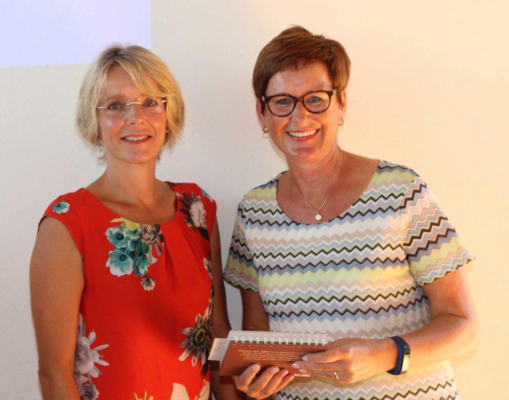 Annegret Schilling ist neue Leiterin der Johannes-Gutenberg-Schule