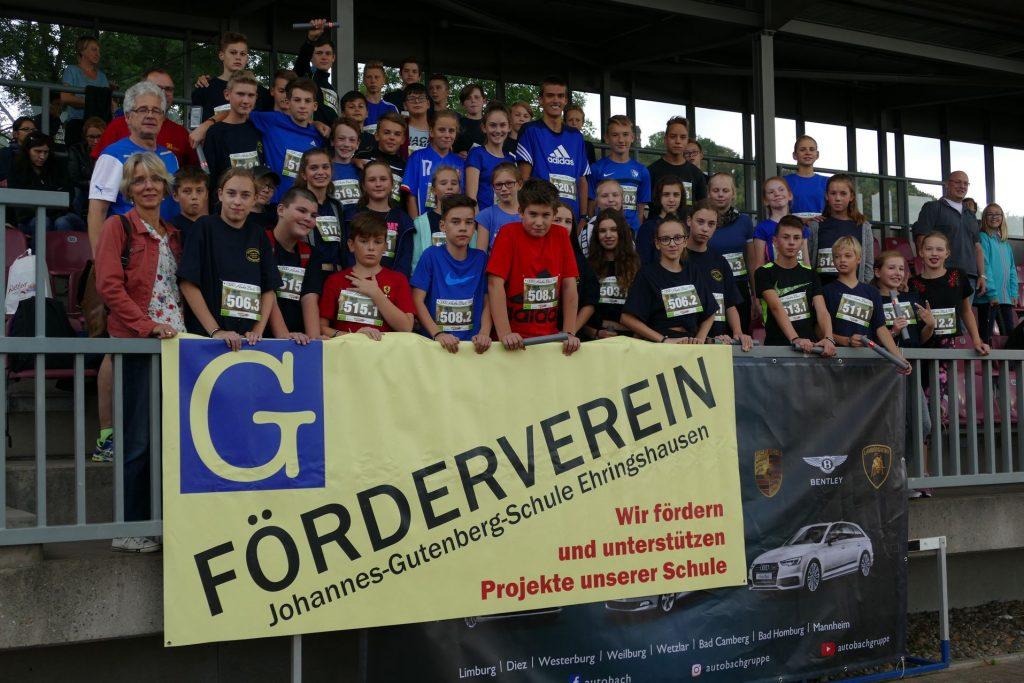 Gutenberg-Schüler Zweiter beim 19. Wetzlarer Brückenlauf