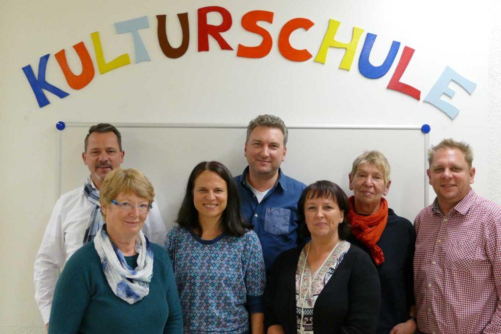 Förderverein der Johannes-Gutenberg-Schule wählt neuen Vorstand