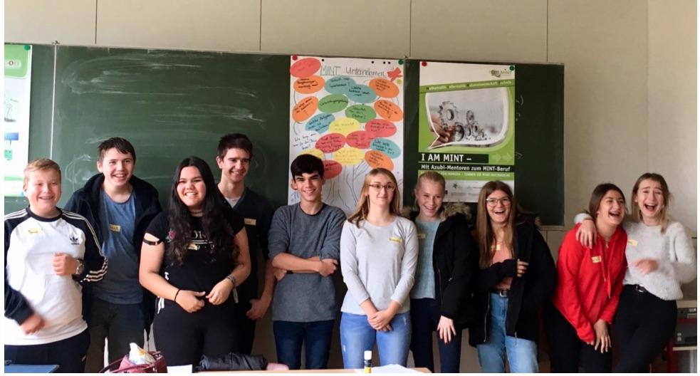 Kick-Off-Veranstaltung an der Johannes-Gutenberg-Schule