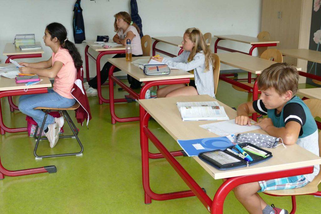 Gutenberg-Schüler nutzen die Ferien
