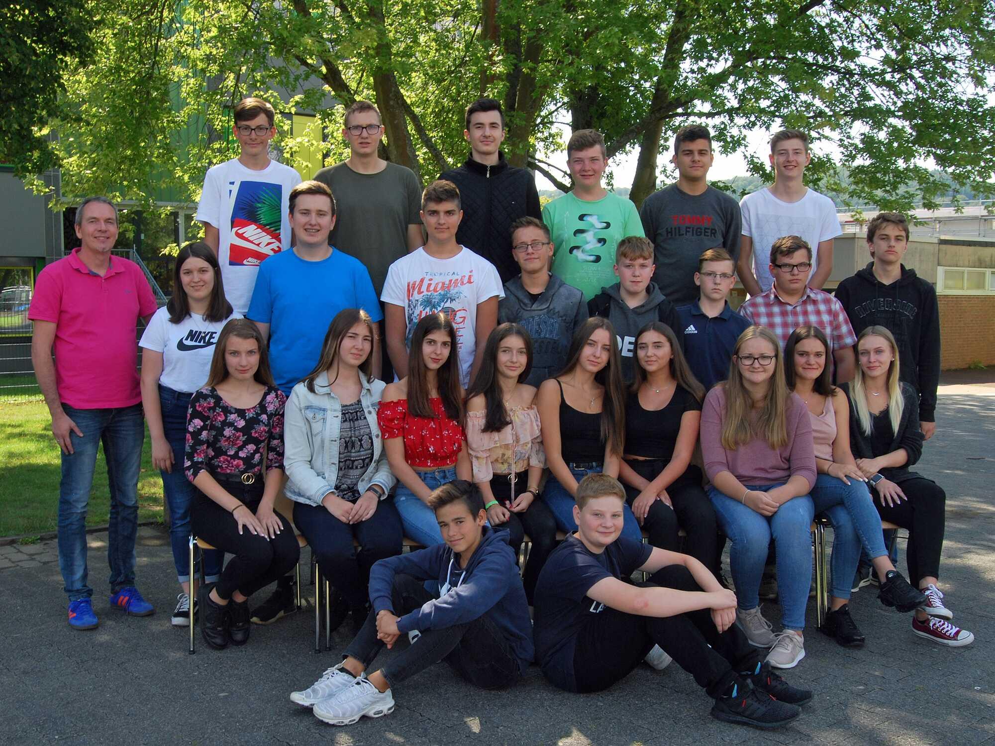 Klasse 10e - Herr Schulze/ Herr Schwarz