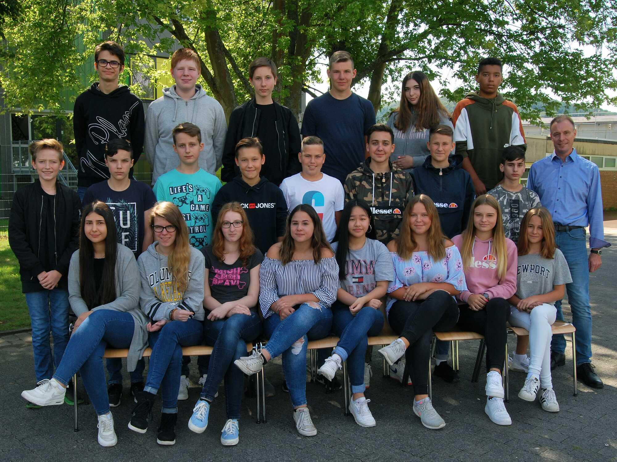 Klasse 10f - Herr Scriba