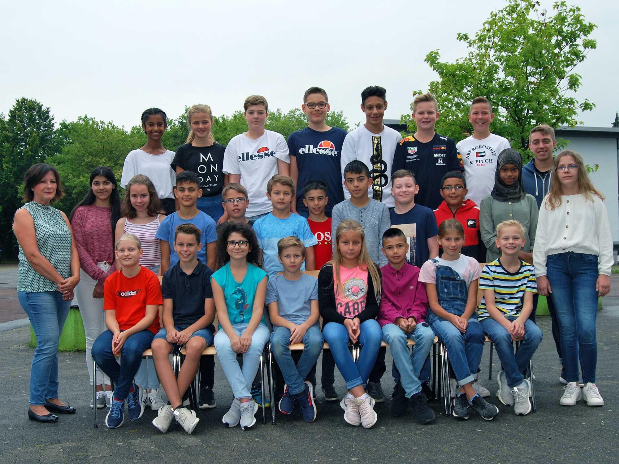 Klasse 7a - Frau Donsbach-Nell