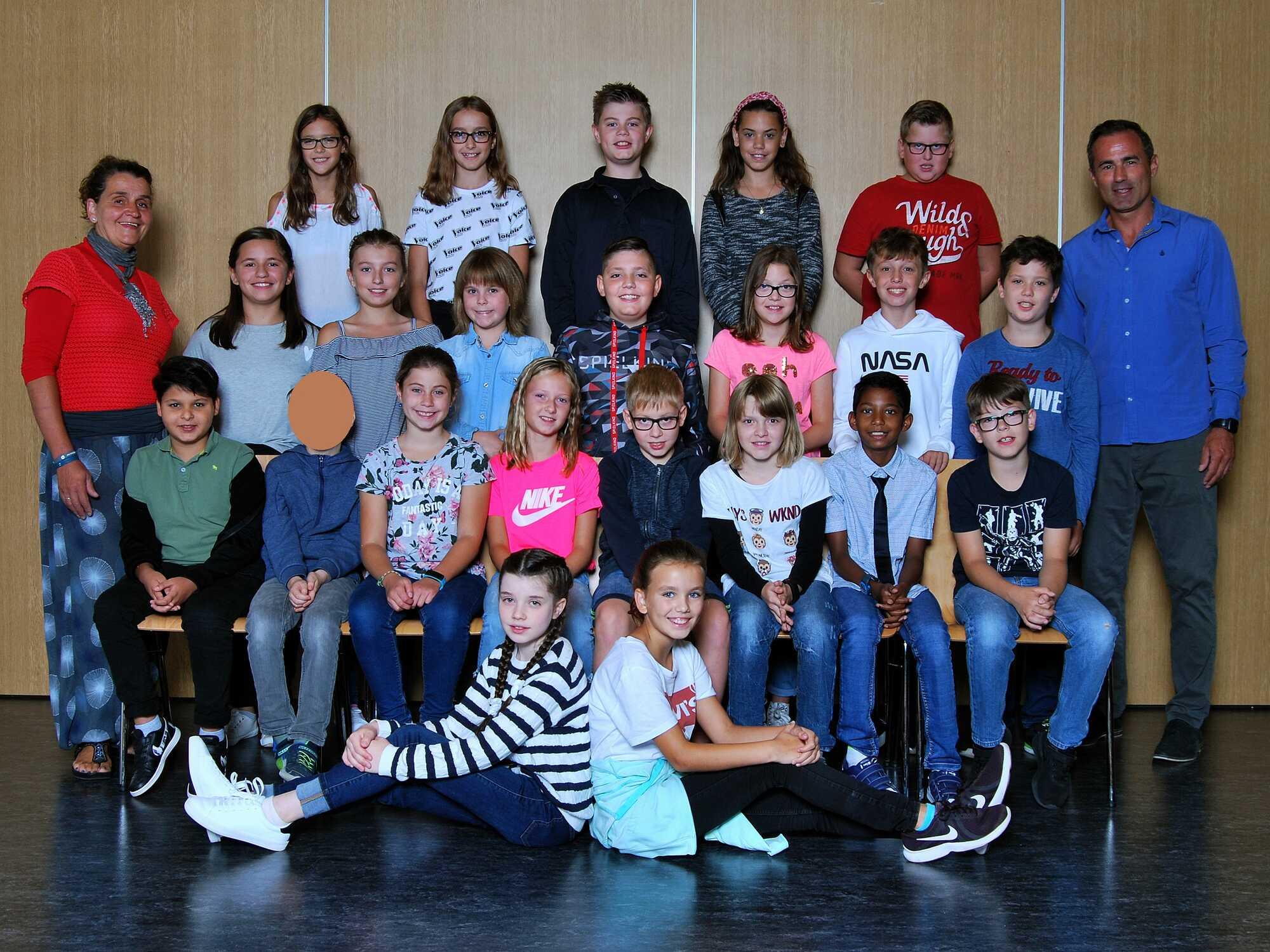 Klasse 6b - Herr Guht