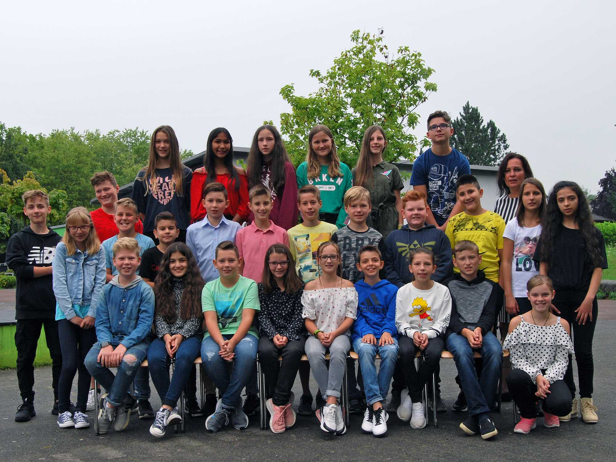 Klasse 7c - Frau Küster