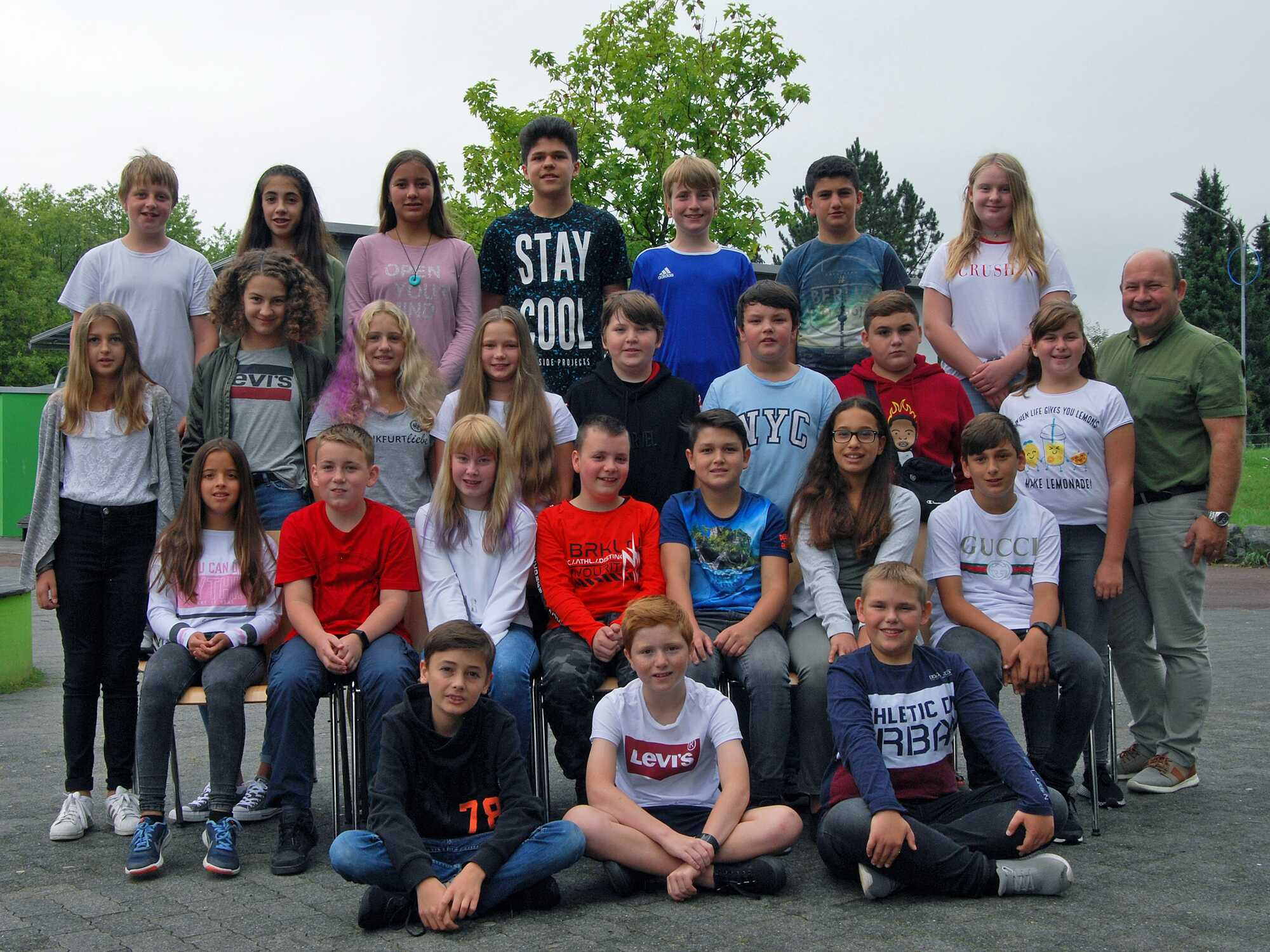 Klasse 7f - Herr Witzel