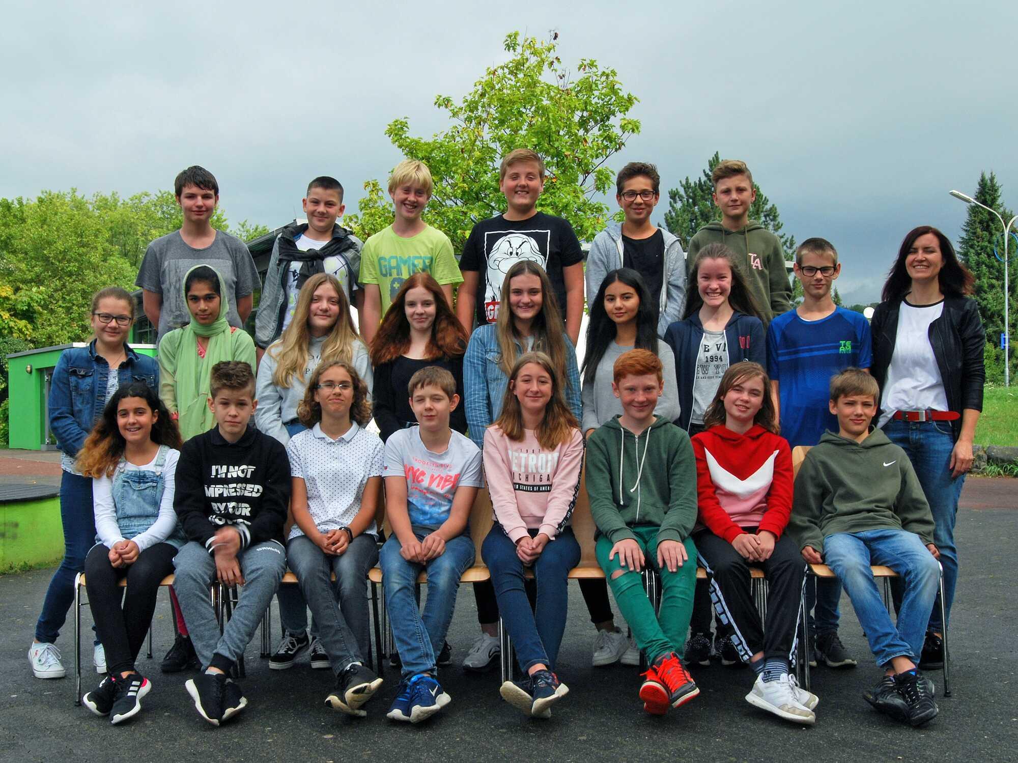 Klasse 8d - Frau Klaas-Pleyer