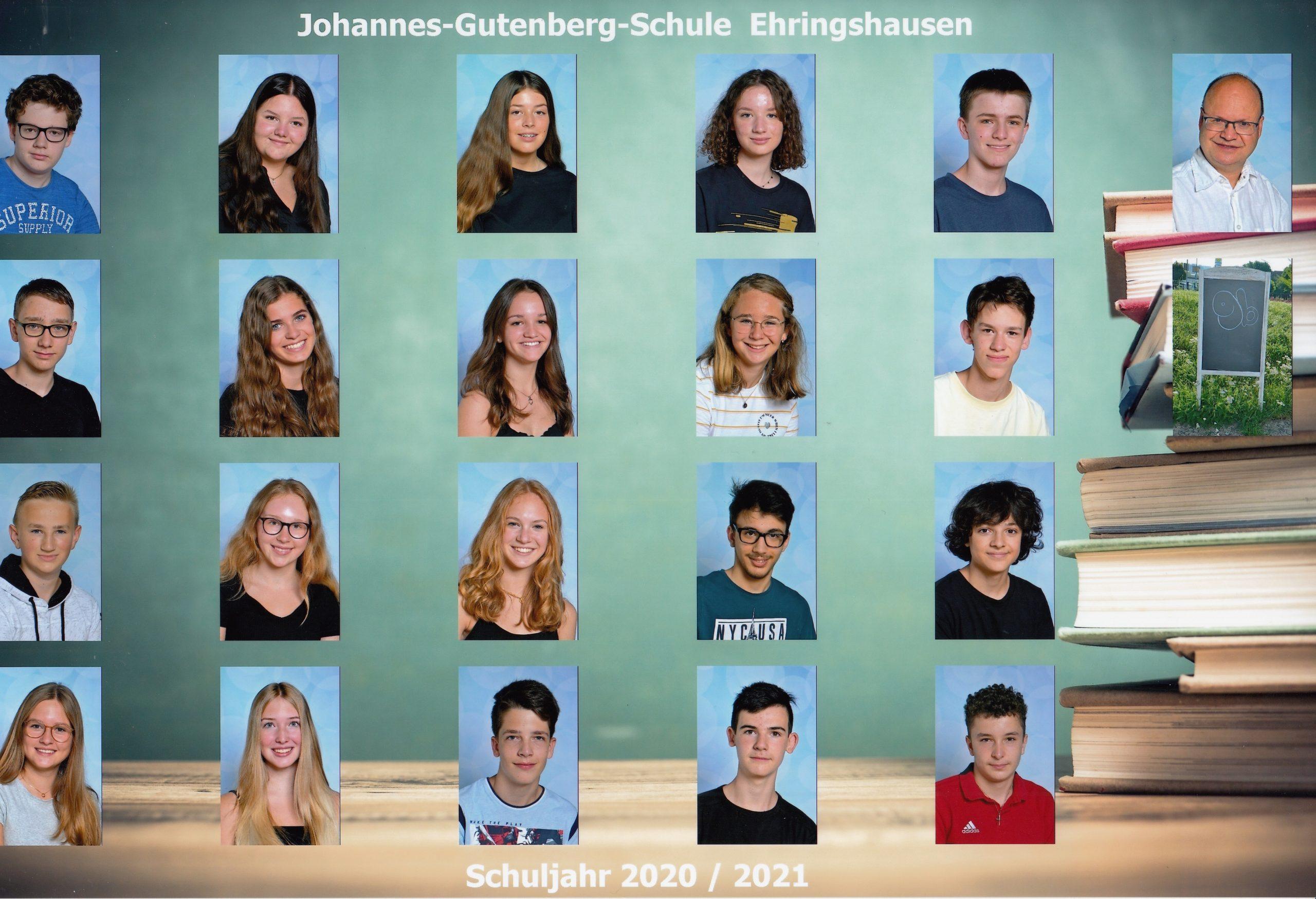 Klasse 9b - Herr Schäm