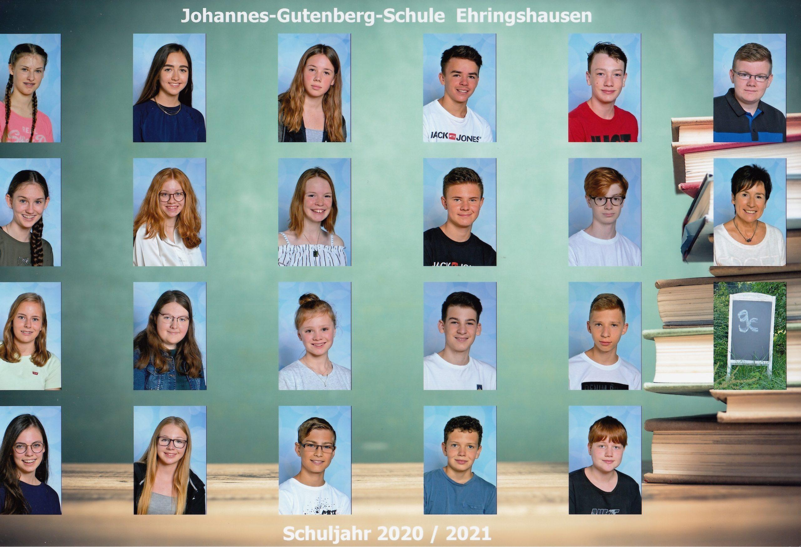 Klasse 9c - Frau Thielemann