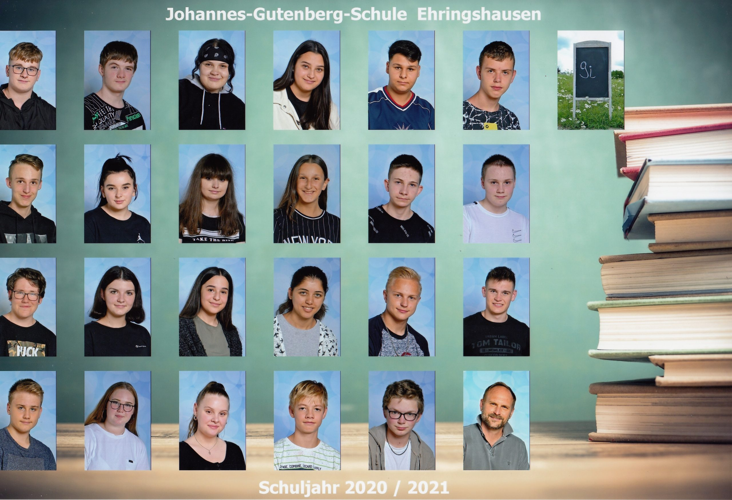 Klasse 9i - Herr Teßmer
