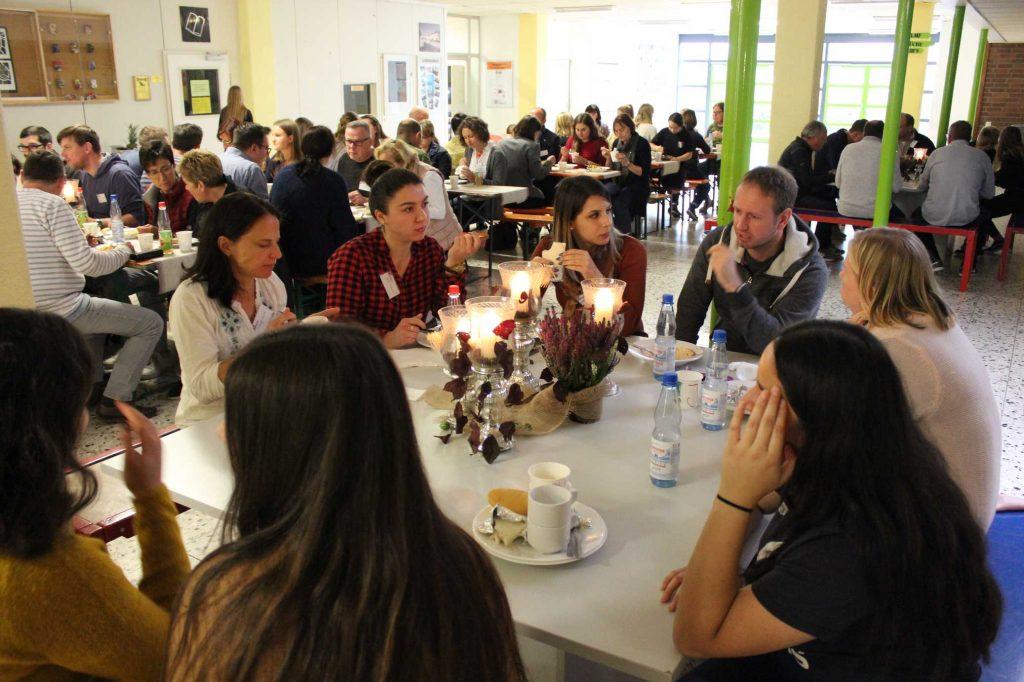 Hessische Kulturschulen zu Gast in Ehringshausen
