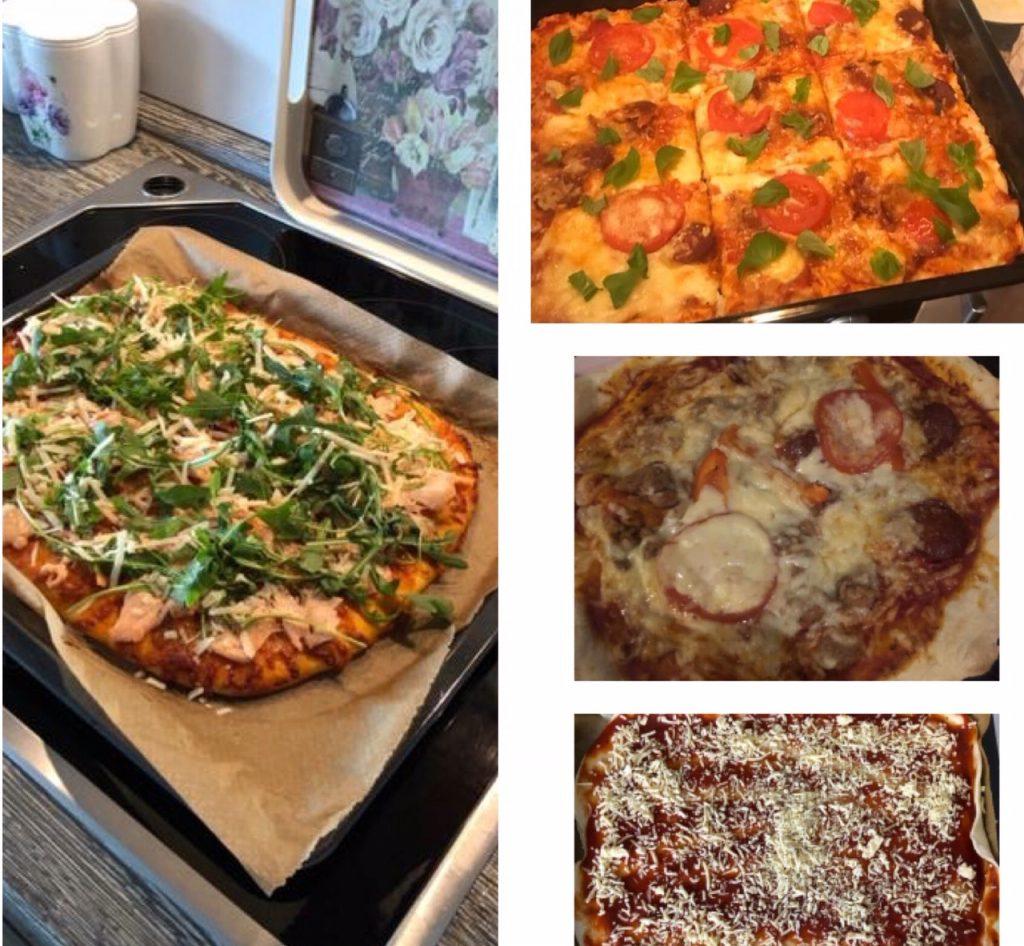 Die Königin der Pizzen – ein Produkt des Homeschoolings