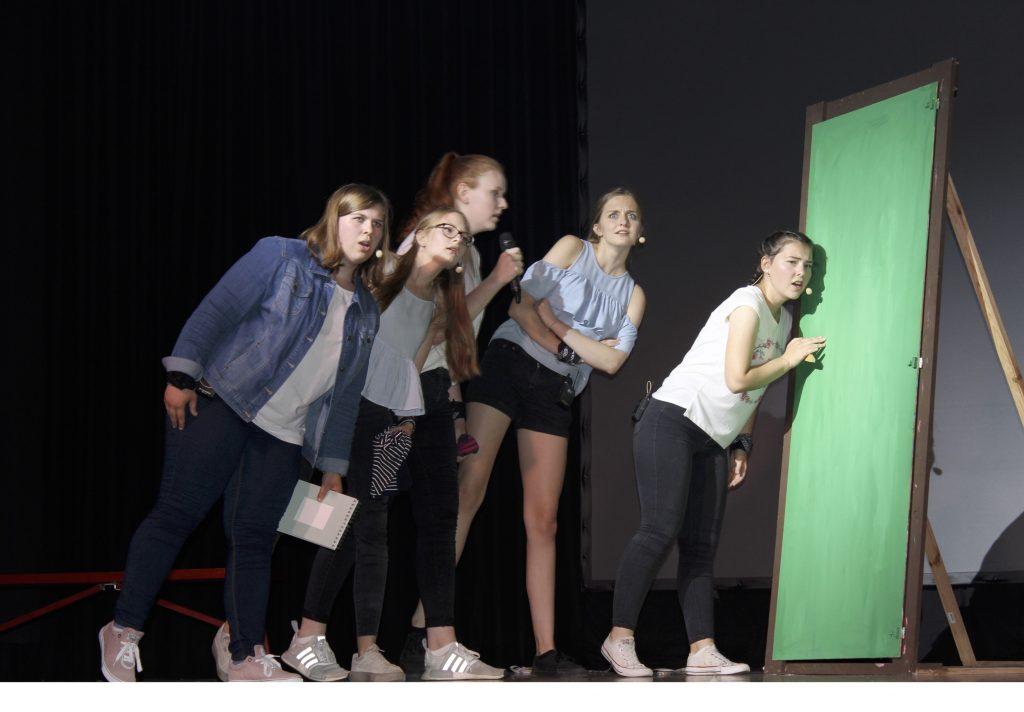 """""""Unforgettable"""" das Musical der Johannes-Gutenberg-Schule"""