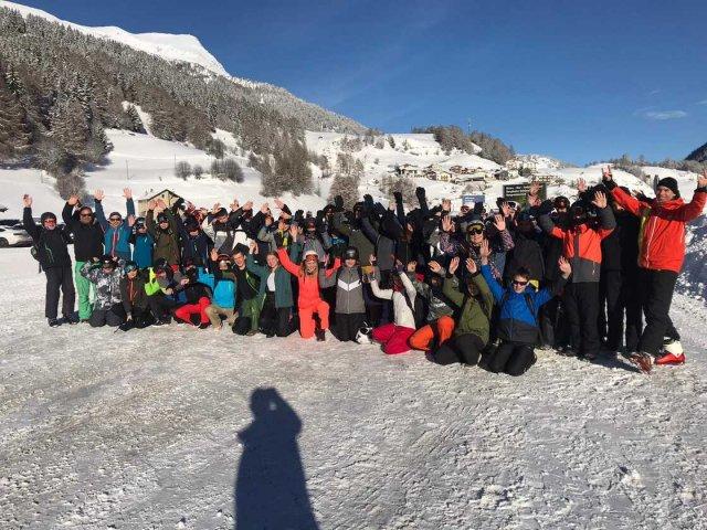 Der Ski-Hang ruft