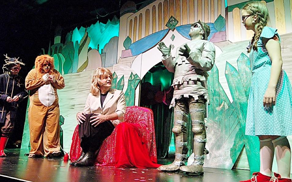 """Eine Reise in die """"Wunderbare Welt von Oz"""""""