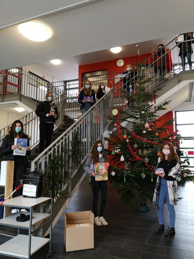 Weihnachtspost für Haverhill – auch in diesem Jahr