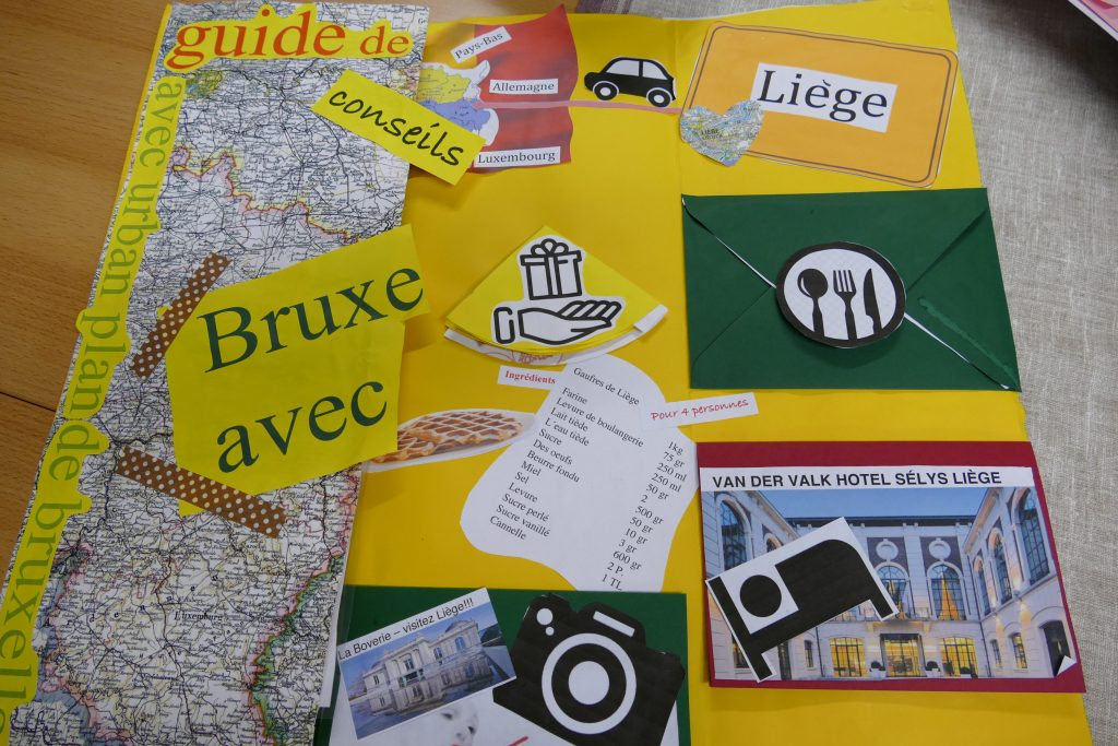Un carnet de voyage sur la Belgique