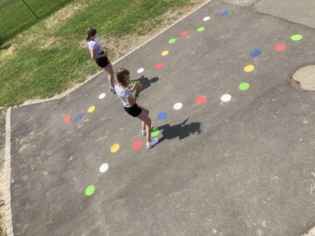 Mehr Bewegung auf dem Schulhof