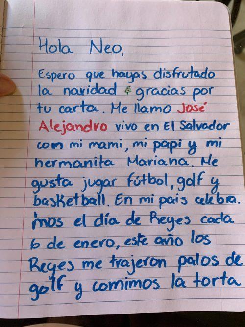 Para Neo de Jose Alejandro-frente